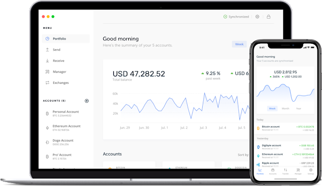 Download Software dan Aplikasi Ledger Live versi Mac OS, Windows, Linux, iOS, Android