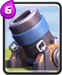 Carta Morteiro de Clash Royale - Cards Wiki