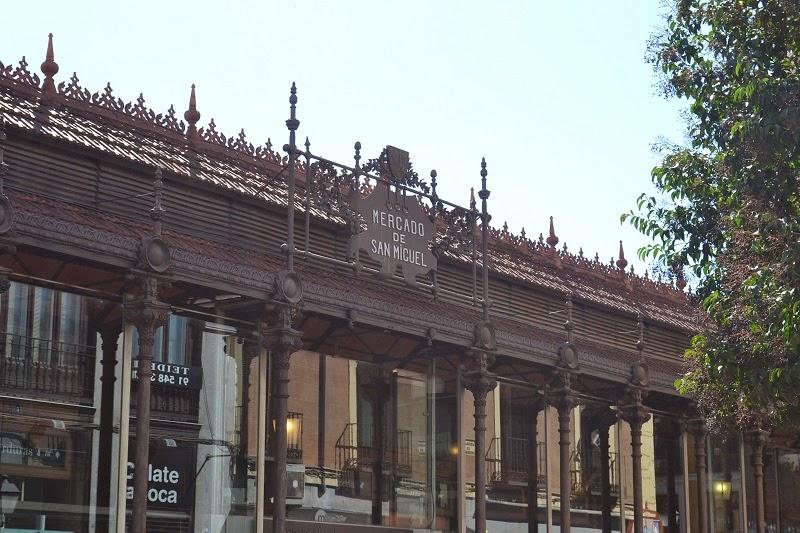 Madrid, Espagne, marché San Miguel