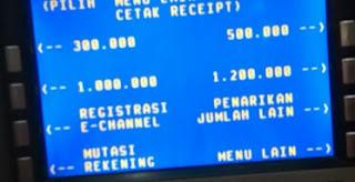 Manfaat dari pin atm yaitu untuk menjaga Nih Cara Mengganti PIN ATM BNI Lewat Mesin ATM