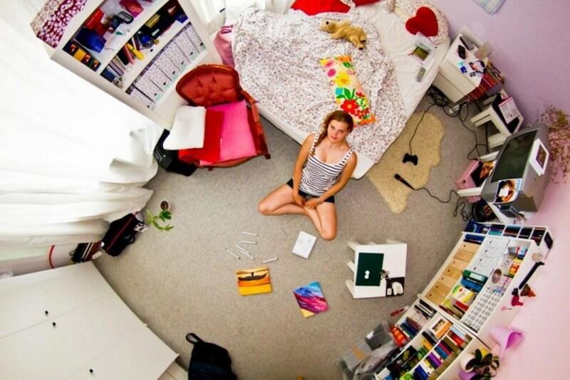 غرفة نوم من برلين- ألمانيا