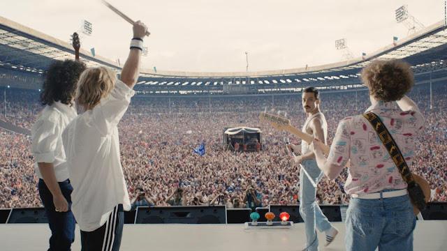 """Bohemian Rhapsody"" (Bryan Singer, 2018)"