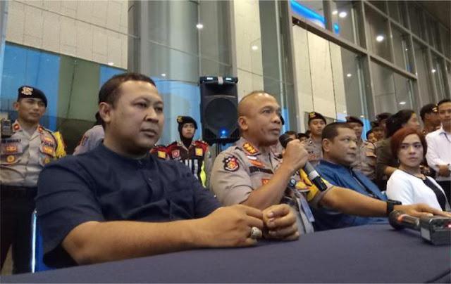 Konser Solidaritas Ahmad Dhani Dibatalkan Polisi