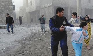 Η Μόσχα παρουσίασε μάρτυρες της «σκηνοθετημένης» χημικής επίθεσης στην Ντούμα