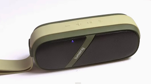 Portable Wireless Stereo Bluetooth Speaker With NFC