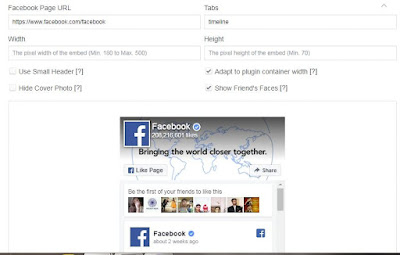 Blogger Blog Me Facebook Page Widget Kaise Add Kare