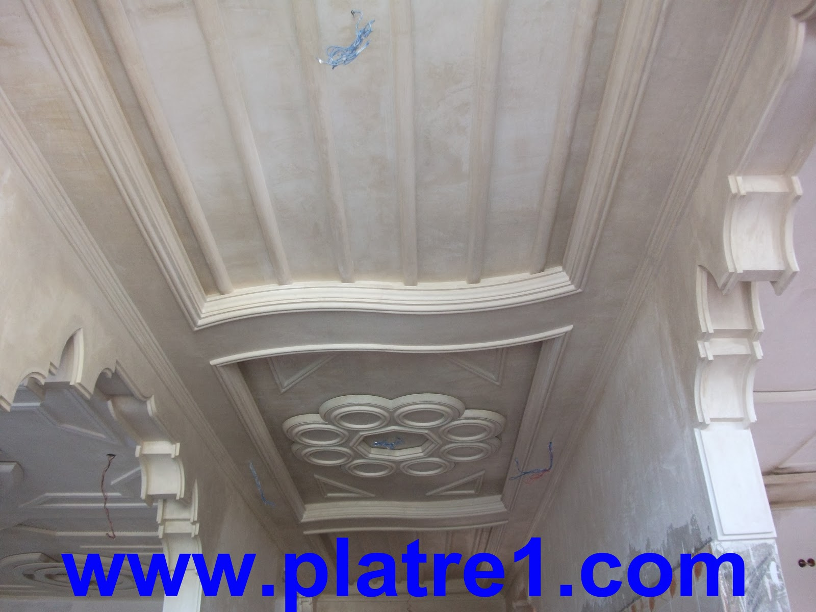 Platre Staff Decoration Platre Francaise Platre