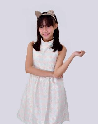 i-Shine Talent Yessha dela Calzada
