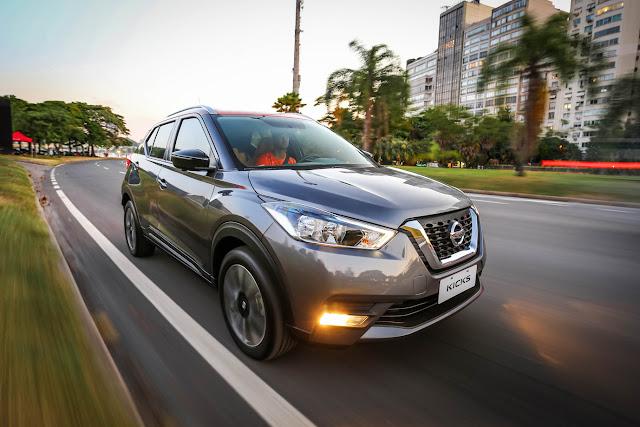 Nissan Kicks SL já disponível para reserva
