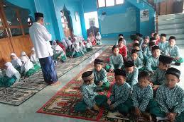 Profil Perpustakaan Sekolah MI Ma'arif Saman, Desa BANGUNHARJO, Bantul Yogyakarta