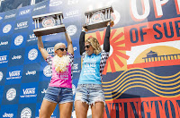 6 Sage Erickson Vans US Open of Surfing foto WSL Kenneth Morris