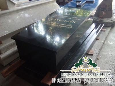 Model Makam Kristen, Jenis Makam Granite