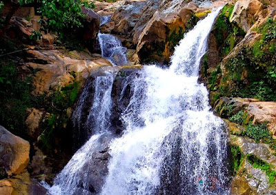 Suhom Waterfall, Aceh