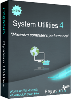 Pegasun System Utilities Premiere 4.70 poster box cover