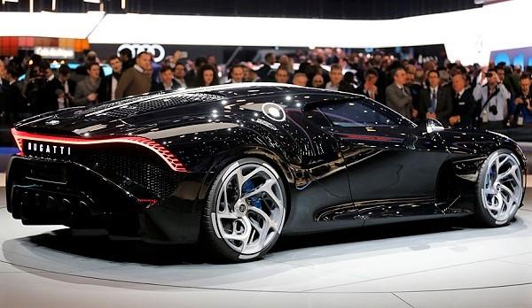 Bugatti La Voiture Noire prototipo