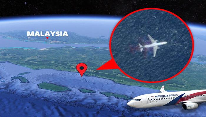 Ακόμα να βρουν το χαμένο αεροπλάνο της Μαλαισία  πτήση  MH370;  (Βίντεο)