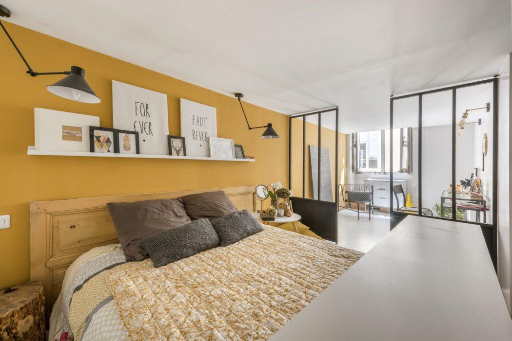 apartamento ecléctico