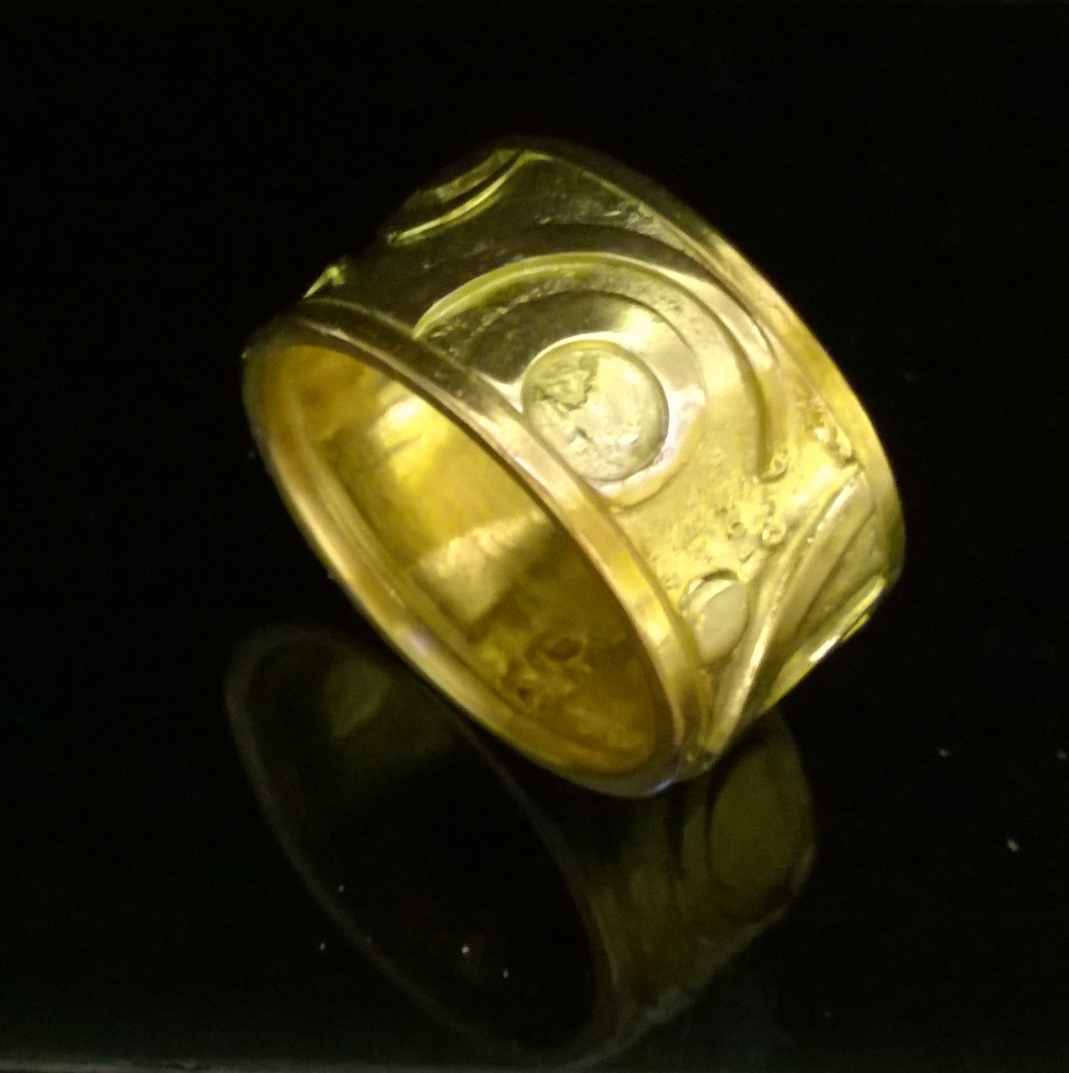 saints canal chronicles history street receive super rings bowl orleans new