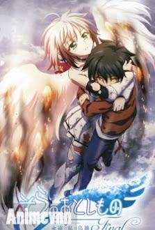 Sora no Otoshimono Final: Eternal My Master - Sora no Otoshimono Final: Eien no Watashi no Torikago 2014 Poster