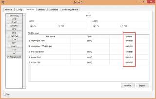 Membuat web server dengan Cisco Packet Tracer