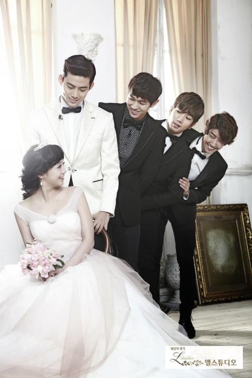 We Got Married Press Conference Wu Ying Jie Popular in South Korea