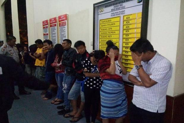 Megawati Terjaring Razia Polisi, Tertangkap Ngamar Bersama Pacar