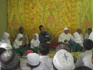 peringatan Isra Miraj Nabi Muhammad di MI Al Raudlah