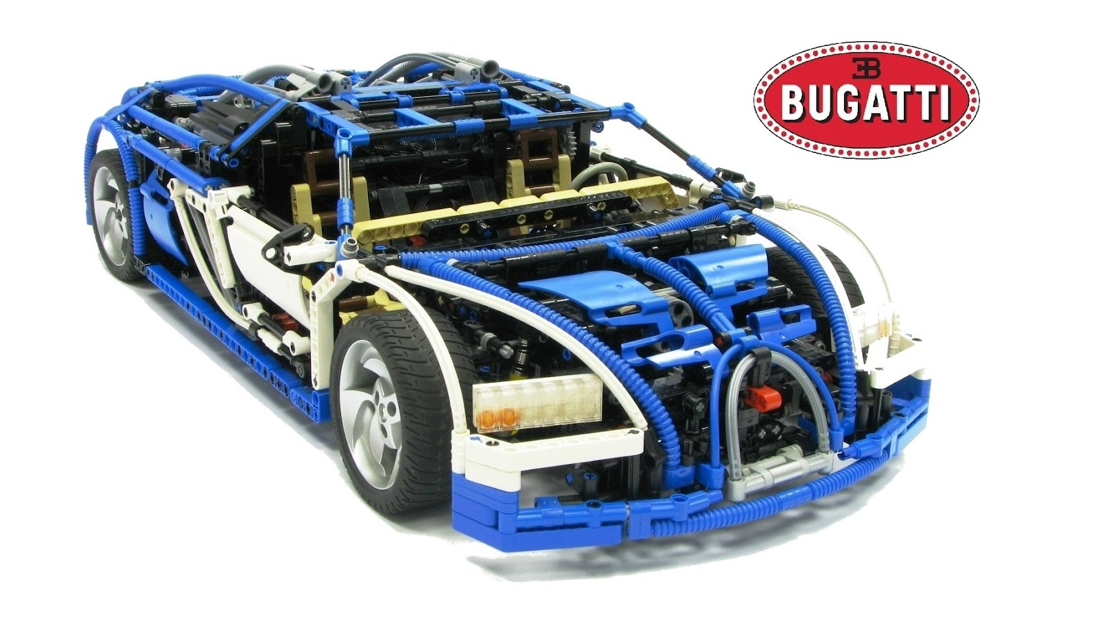 sheepo 39 s garage bugatti veyron and mini cooper in. Black Bedroom Furniture Sets. Home Design Ideas