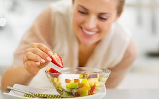 Ensalada de fruta para comer