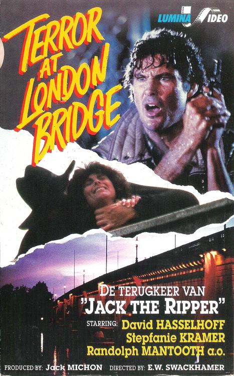 Terror at London Bridge Cover