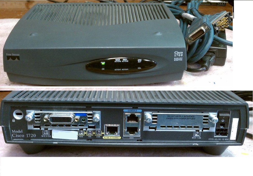 IT Network Infrastructure: Cisco Router Preview