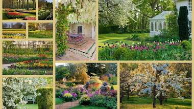 Tulipanes, narcisos y jardines de primavera con Clive Nichols
