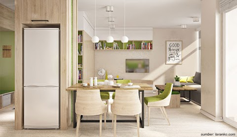 Menata Rumah Minimalis Dengan Membuat Area Multifungsi