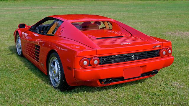 Ferrari Testarossa F512 M