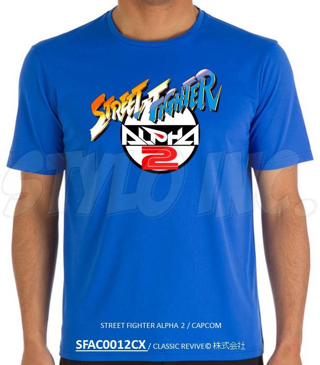 SFAC0012CX STREET FIGHTER ALPHA 2