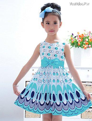 6a85ed3f0 Más de 55 Vestidos de Niña ¡Lindos Modelos Exclusivos!