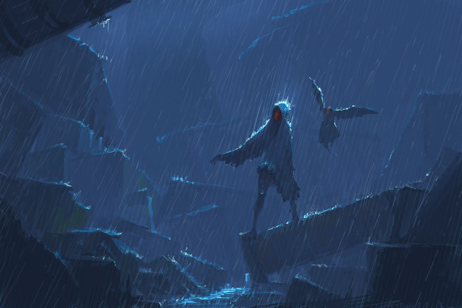 06-Concept-ZERG118-Dreams-Made-of-Fantasy-Worlds-and-Creature-Illustrations-www-designstack-co
