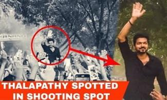 Thalapathy 63 Shooting Spot |Thalapathy Vijay | Atlee | Nayanthara
