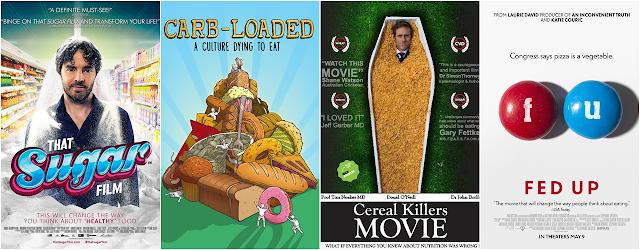 Filmes sobre alimentação