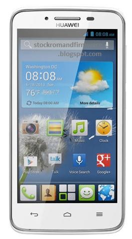 Huawei ascend y511-u10 stock firmware rom (flash file).