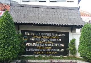 Alamat Sekolah di Kabupaten Purwakarta