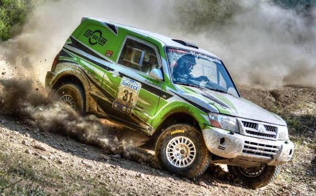 7o Rally Greece Off Road - Διεθνής Αγώνας 4x4 στην Καστοριά σε συνεργασία με την Α.Λ.Μ.Α. 4Χ4 Ναυπλίου