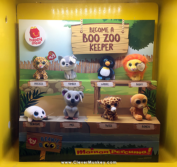 Ty Beanie Boo s Happy Meal® Toys from McDonald s Malaysia ... 70fda7fb768