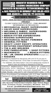 kharafi  national jobs in kuwait