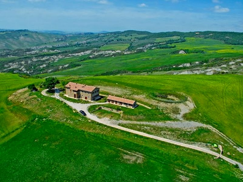 Ferienhaus Pienza Siena Toskana