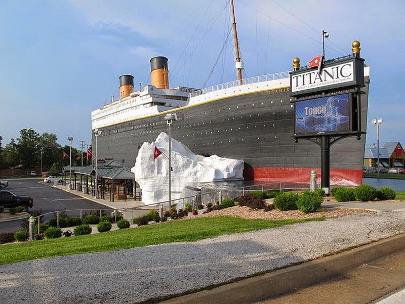 El Museo Titanic de Branson | EE.UU.