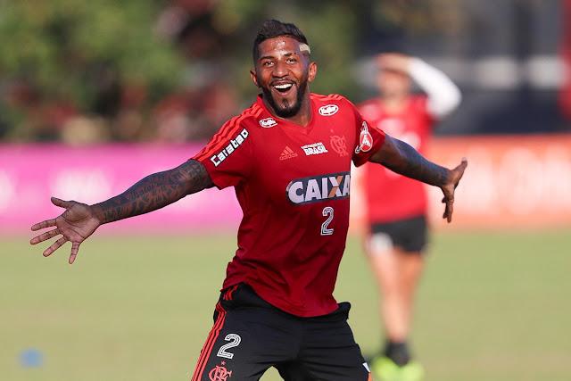 Flamengo compra mais 50 dos direitos de Rodinei por 6 milhões