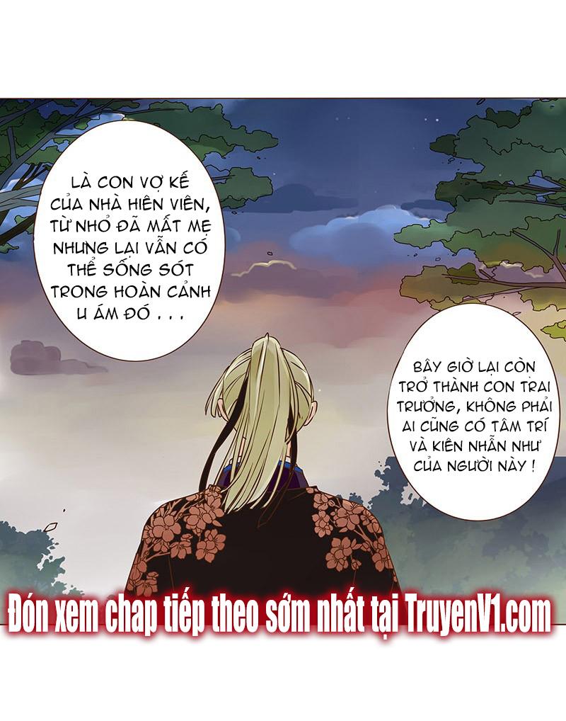 Đế Vương Trắc Chap 33 page 24 - Truyentranhaz.net
