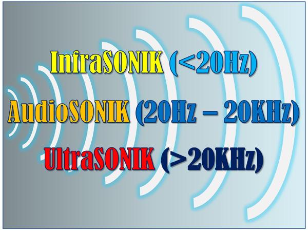 Apa bahwasanya yang dimaksud dengan Bunyi atau Suara Penjelasan Bunyi  Infrasonik, Audiosonik dan Ultrasonik