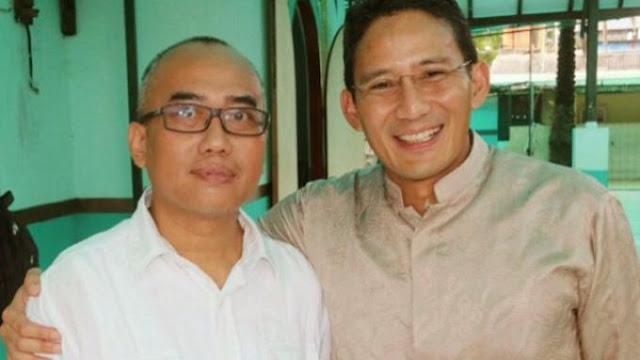 Budi Purnomo Jadi Wadir Komunikasi dan Media Prabowo-Sandi
